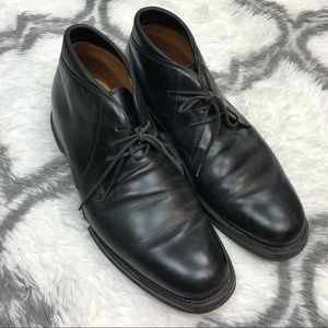 Church's Black Ankle Boots 10.5 M